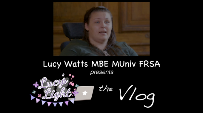 Lucy's Light Vlog – Come With Me On A Busy Week In My Life (15th To 20th September 2019)