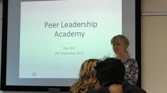 NHS Peer Leadership Academy: Day 1 Of The First Residential